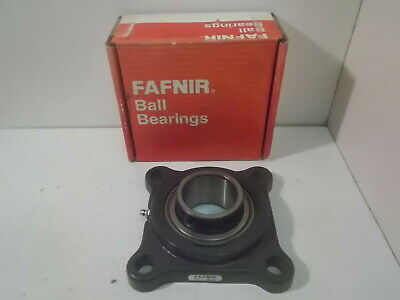 NIB Fafnir SCJ 1 15/16 Flange-Mount Ball Bearing Unit