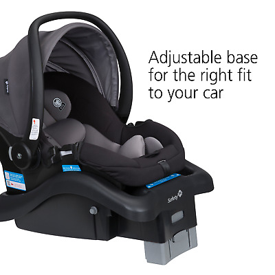 Rear Facing Infant Car Seat Fully Adjustable Baby Support Lightweight Washable