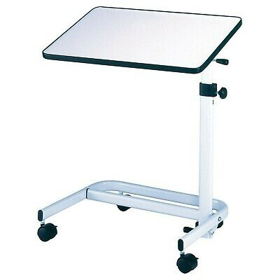 NRS White Multi Position Over Bed/Chair and Adjustable Table