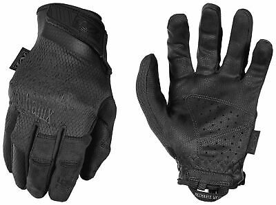 Mechanix Wear - High Dexterity Covert Gloves (Small, Black)