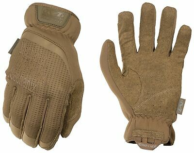 Mechanix Wear - FastFit Coyote Touch Screen Gloves (XX-Large, Brown) XXL
