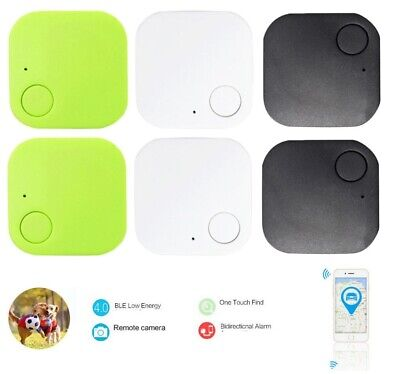 6/3 Pack GPS Tracker Trackr Cell Phone Wireless Anti Wallet Key Lost Finder US