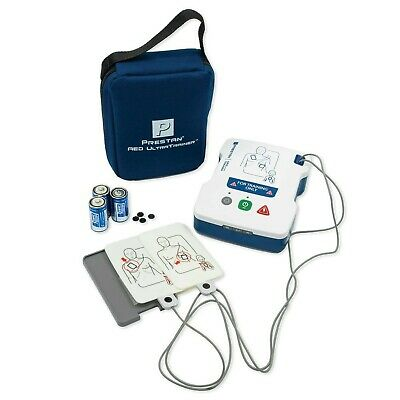 Prestan AED Ultra Trainer Single Unit with English and Spanish Languages