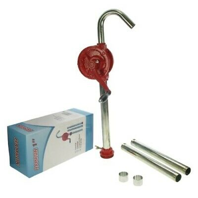 Cast Iron Rotary Drum Pump Kit 2 Years warranty 27 litres per minute