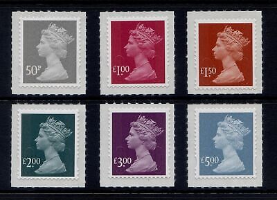 QEII High value self-adhesive stamps. Sets & singles ( Multiple Listing ) .