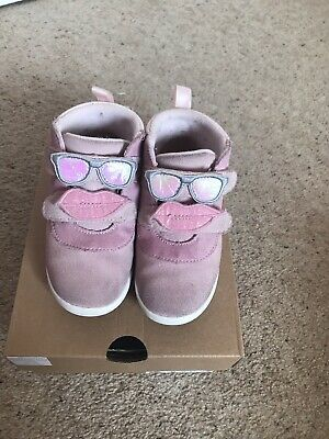 Authentic Kids/Toddler UGG Boots With Box Sz UK 8 Real Suede
