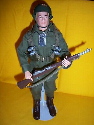 1964-66 Gijoe Action Soldier With 7501 Combat Field Jacket Set Mint 1969 1970