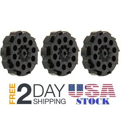 NEW CROSMAN REPLACEMENT Rotary Magazine (Pack of 3)  177 Cal