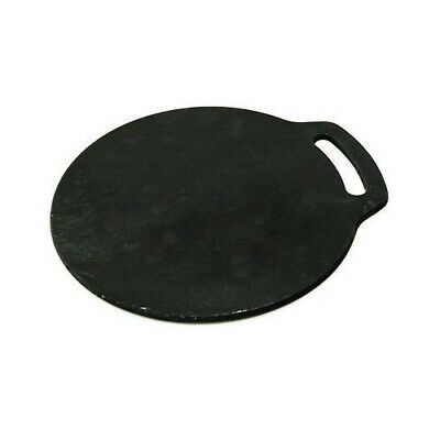 Vintage Gourmet Traditional Cast Iron Baking Stone