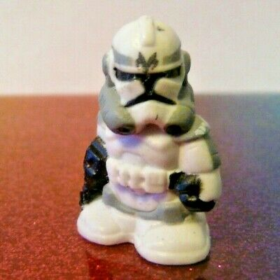 Star Wars Fighter Pods Series 2 #25 CLONE TROOPER DENAL Micro Heroes Mint
