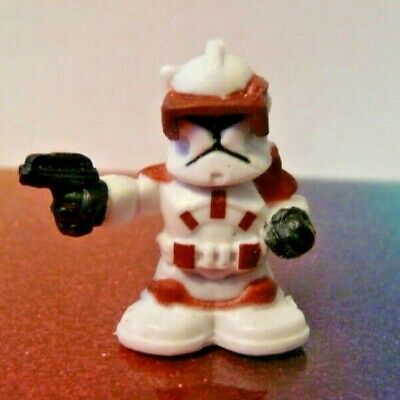 Star Wars Fighter Pods Series 3 Exclusive ARF CLONE TROOPER Micro Heroes