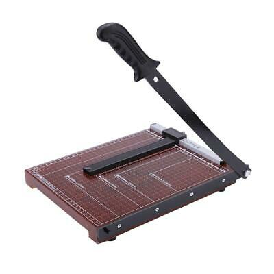 Pro A4 Paper Card Trimmer Guillotine Photo Cutter Office Paper Cutting Tool #JT1