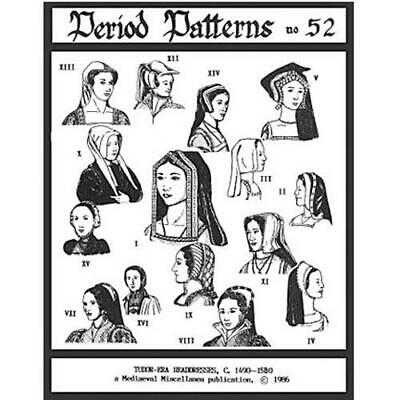 Tudor Era Headdresses #52