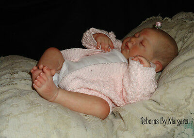 SWEET Knit Baby Doll Outfit For Reborn PINK