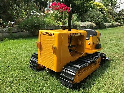 Caterpillar D8 1:7 Scale All metal radio controlled bulldozer - REDUCED TO SELL