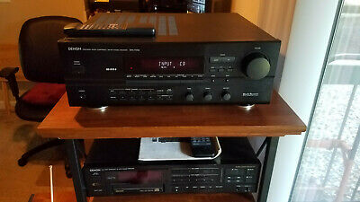 DENON AVR-1804 HOME Theather Surround Sound Receiver EXCL - TESTED