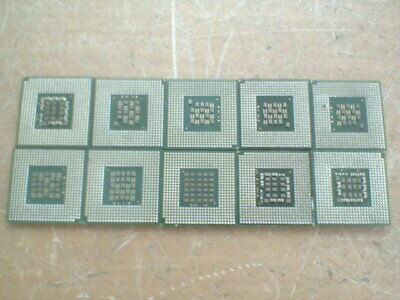 10 gold silver precious metal scrap recovery computer intel pin cpus