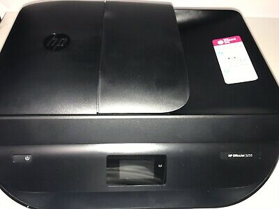 HP OfficeJet 5255 Wireless All-in-One Printer  (M2U75A) | PARTS OR REPAIR ONLY