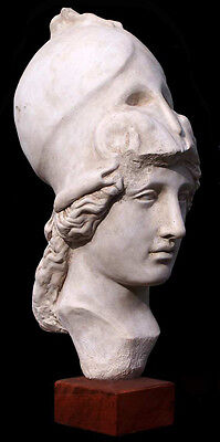 Athena Greek Sculpture Ancient Statue goddess of wisdom war arts justice skills