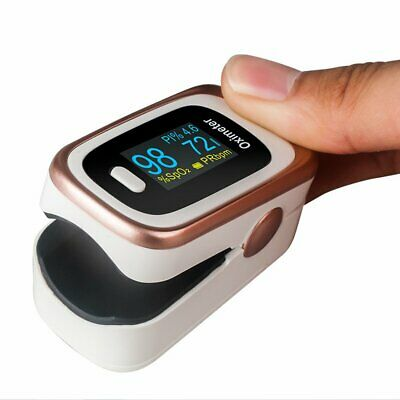 M180 Nail Pulse Oximeter Oxygen Saturation Monitor Pulse Oxygen Heart Rate pP