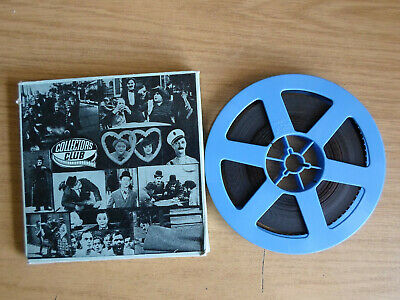 Super 8mm sound 1X200 JACKS BEANS. Terrytoon vintage cartoon.