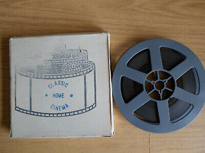 Super 8mm sound 1X200 FOXING CLEVER. Terrytoon vintage cartoon.