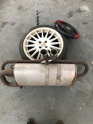 Lotus Elise Exhaust Back Box Used S1 1999 111s