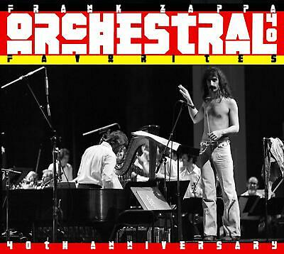 Frank Zappa - Orchestral Favorites  3xCD SET (28THAUG) NEW