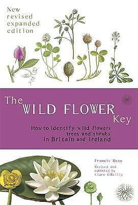 The Wild Flower Key by Francis Rose (Paperback, 2006)