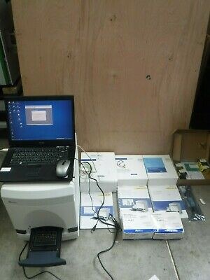 ABI Applied Biosystems 7500 Real-Time PCR System with laptop