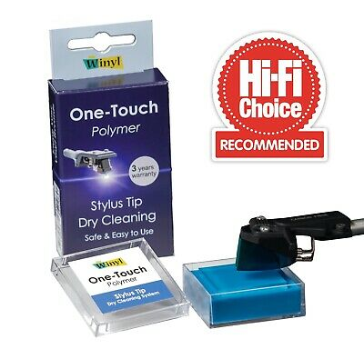Winyl One Touch Polymer Stylus Cleaner