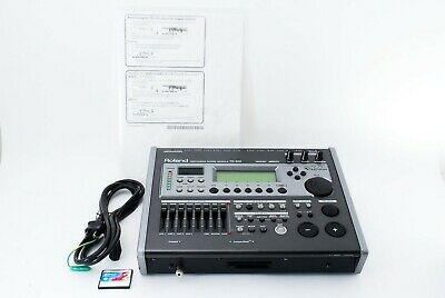 Roland TD-20X TDW-20X Percussion Sound Module w/CF 2GB From Japan