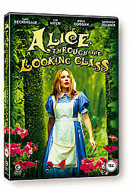 Alice Through The Looking Glass (DVD, 2011) - New & Sealed