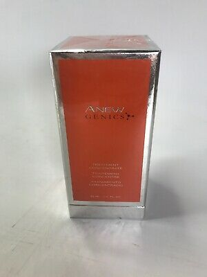 AVON ANEW GENICS Treatment Concentrate 1 fl oz  SEALED - $29 99