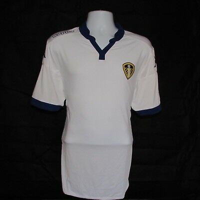 2015-2016 Leeds United Home Football Shirt, Kappa Kombat, UK 2XL, EU 3XL *BNWT*
