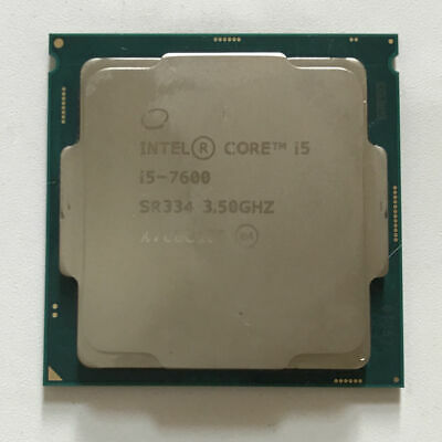 Intel Core i5 7600 7600K Quad-Core 7th Processor LGA1511 CPU Wholesale