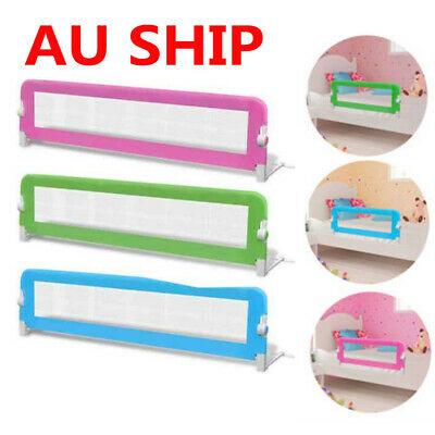 Baby Bedrail Safety Bed Rail Cot Guard Protection Child toddler Kids 2Size