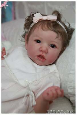 Custom Order for Reborn Baby Saskia Doll