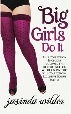 Big Girls Do It by Wilder, Jasinda Book The Fast Free Shipping