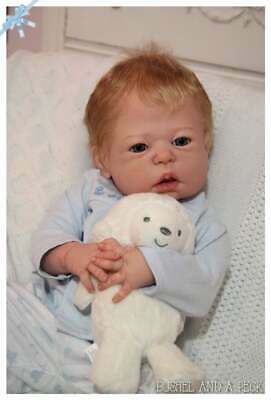 Custom Order for Reborn Baby Dakota Full Body Doll