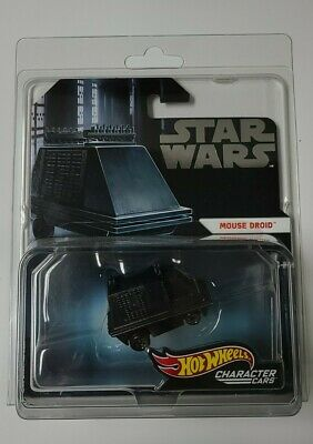 SDCC 2019 Mattel Exclusive Hot Wheels Character Cars Star Wars Mouse Droid