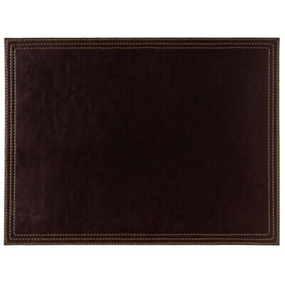 Faux Leather Large Placemat [CE298]