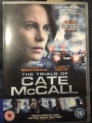 The Trials of Cate McCall [DVD], 5060103794331, Kate Beckinsale, James Cromwel,.