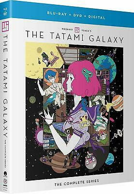 The Tatami Galaxy: The Complete Series Blu-ray + DVD + Digital PREORDER 09