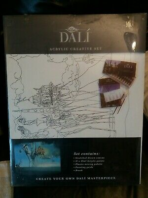Create Your Own Dali Masterpiece