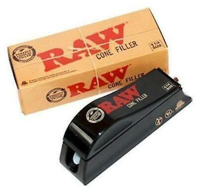 RAW Rolling Papers Loader/Shooter/Filler - 1 1/4 for Pre-Rolled Cones