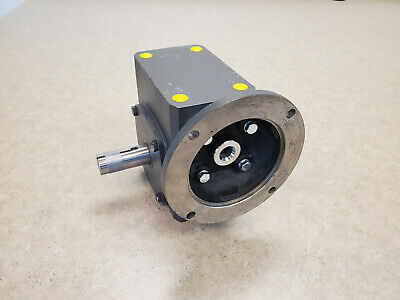 Baldor GF1524AG Gearbox Right Angle 15:1 56C Speed Reducer F-924-15-B5-G