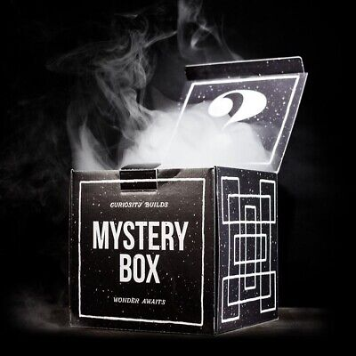 Mystery Suprise Random Box. Fun, Weird, Toys, Different, Games, Dvd's & More....