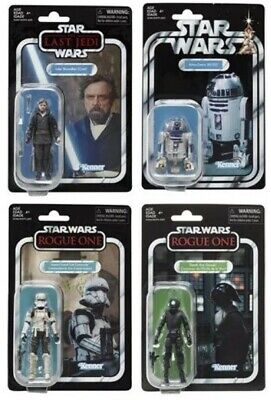 Star Wars The Vintage Collection Wave 4  (2019) - Set of 4