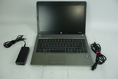 HP PROBOOK 4430S Intel Core i5 2450M 2 5GHz 4GB RAM 320GB HDD 14